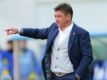 Team Manager Mischa – press conference after the Emperor's Cup semi-final match against Kashiwa Reysol