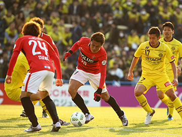 MEIJI YASUDA J1 League 1st Stage 1st Sec vs Kashiwa Reysol (Result)
