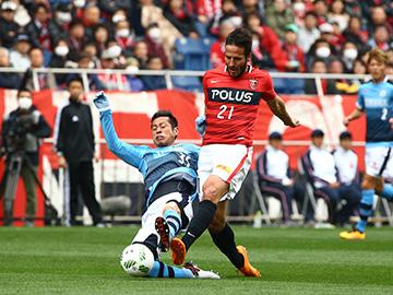 MEIJI YASUDA J1 League 1st Stage 2nd Sec vs Jubilo Iwata (Result)