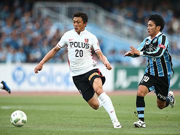 MEIJI YASUDA J1 League 1st Stage 8th sec. vs Kawasaki Frontale (Result)