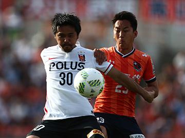 MEIJI YASUDA J1 League 1st Stage 11th sec. vs Omiya Ardija (Result)