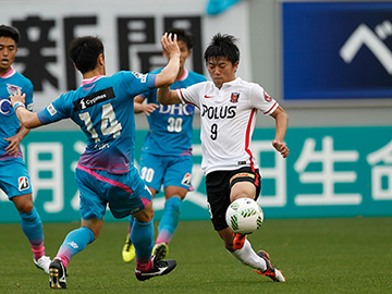 MEIJI YASUDA J1 League 1st Stage 14th sec. vs Sagan Tosu (Result)
