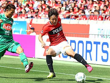 MEIJI YASUDA J1 League 1st Stage 12th sec. vs Albirex Niigata (Result)