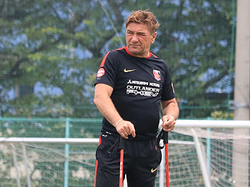 Team Manager Mischa – pre-match press conference the day before the match against Sagan Tosu