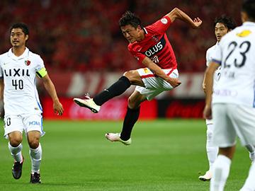 MEIJI YASUDA J1 League 1st Stage 15th sec. vs Kashima Antlers (Result)