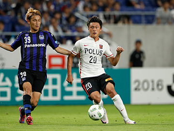 MEIJI YASUDA J1 League 1st Stage 10th sec. vs Gamba Osaka (Result)