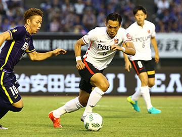 MEIJI YASUDA J1 League 1st Stage 16th sec. vs Sanfrecce Hiroshima (Result)