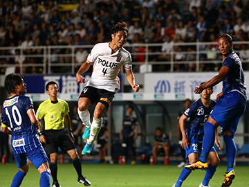 MEIJI YASUDA J1 League 2nd Stage 1st sec. vs Avispa Fukuoka (Result)