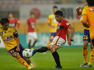 MEIJI YASUDA J1 League 2nd Stage 3rd sec. vs Vegalta Sendai (Result)