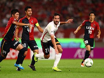 MEIJI YASUDA J1 League 2nd Stage 5th sec. vs Kashima Antlers (Result)