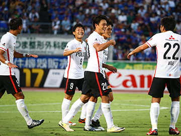 MEIJI YASUDA J1 League 2nd Stage 6th sec. vs Ventforet Kofu (Result)