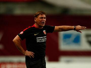 Team Manager Mischa – press conference after the match against Vissel Kobe