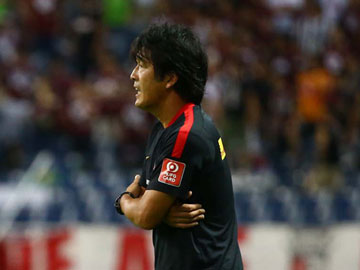Coach Takafumi Hori – press conference after the match against Vissel Kobe