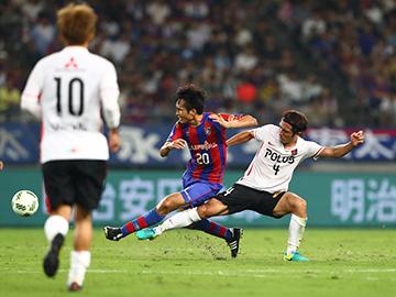 MEIJI YASUDA J1 League 2nd Stage 12th sec. vs F.C.Tokyo (Result)