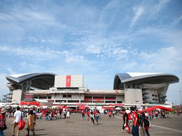 MEIJI YASUDA J1 League 2nd Stage 14th Sec vs Gamba Osaka