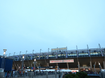 J.LEAGUE YBC Levain CUP SEMI-FINALS 1st Leg vs F.C.Tokyo