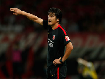 Coach Takafumi Hori – press conference after the match against F.C. Tokyo