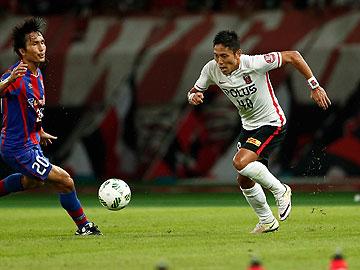 J.LEAGUE YBC Levain CUP SEMI-FINALS 1st Leg vs F.C.Tokyo (Result)