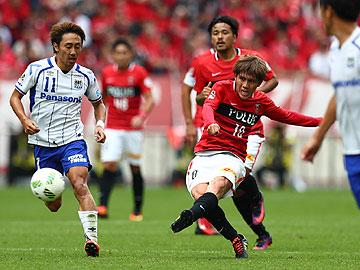 MEIJI YASUDA J1 League 2nd Stage 14th sec. vs Gamba Osaka (Result)