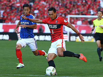 MEIJI YASUDA J1 League 2nd Stage 17th sec. vs Yokohama F・Marinos (Result)