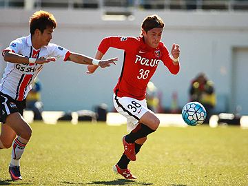 friendship 50 year 10th time Saitama city cup of Japan and the Republic of Korea vs FC Soul (Result)