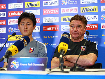 Team Manager Mischa – press conference after the match against Western Sydney Wanderers FC