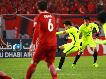 AFC Champions League(ACL) Group Stage MD3 vs Shanghai-SIPG(Result)