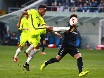 MEIJI YASUDA J1 League 4th Sec vs Gamba Osaka(Result)