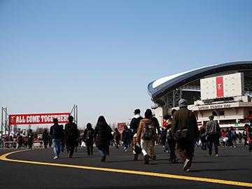 MEIJI YASUDA J1 League 3rd Sec vs Ventforet Kofu