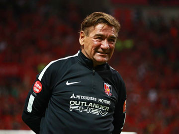 Team Manager Mischa – press conference after the match against Vegalta Sendai