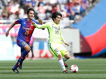 MEIJI YASUDA J1 League 7th Sec vs F.C.Tokyo(Result)