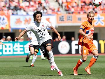 MEIJI YASUDA J1 League 11th Sec vs Albirex Niigata(Result)