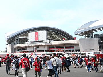 MEIJI YASUDA J1 League 12th Sec vs Shimizu S-Pulse