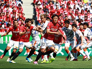 MEIJI YASUDA J1 League 12th Sec vs Shimizu S-Pulse(Result)