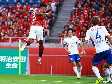 MEIJI YASUDA J1 League 18th Sec vs Albirex Niigata(Result)