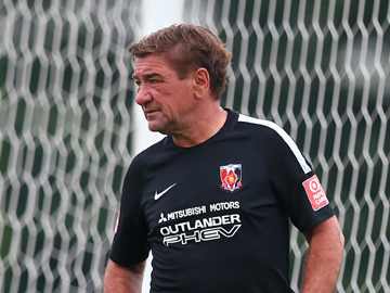 Team Manager Mischa – pre-match press conference the day before the match against Kawasaki Frontale