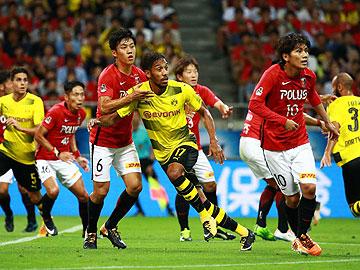 MEIJI YASUDA J.LEAGUE WORLD CHALLENGE 2017 vs Borussia Dortmund(Result)