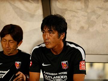 Team Manager Hori – press conference after the match against Ventforet Kofu