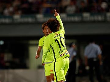 MEIJI YASUDA J1 League 21st Sec vs Ventforet Kofu (Result)