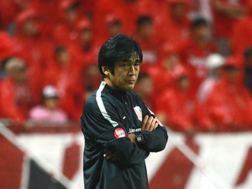 Team Manager Hori – press conference after the match against FC Tokyo