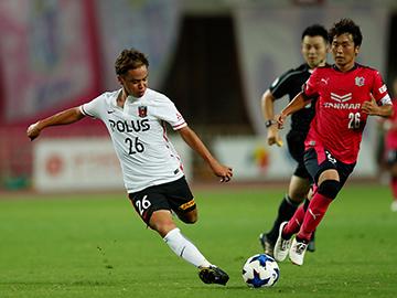J.LEAGUE YBC Levain CUP QUARTER-FINALS 1st Leg vs Cerezo Osaka(Result)