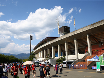 MEIJI YASUDA J1 League 21st Sec vs Ventforet Kofu