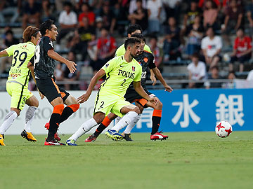MEIJI YASUDA J1 League 24th sec. vs Shimizu S-Pulse (Result)