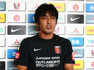 Team Manager Hori – pre-match press conference the day before the match against Shimizu S-Pulse