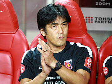 Team Manager Hori – press conference after the match against Kashiwa Reysol