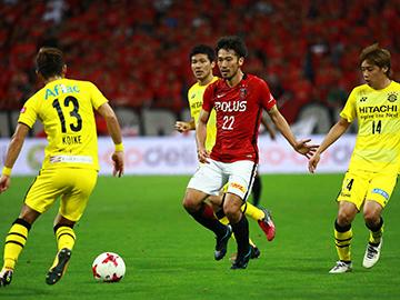 MEIJI YASUDA J1 League 25th sec. vs Kashiwa Reysol (Result)