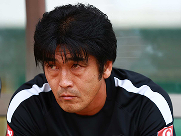 Team Manager Hori – press conference after the match against Jubilo Iwata