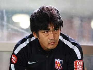 Team Manager Hori – press conference after the Emperor's Cup match against Kashima Antlers