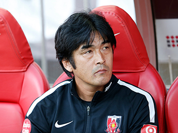 Team Manager Hori – press conference after the match against Sagan Tosu