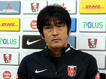 Team Manager Hori – pre-match press conference the day before the match against Cerezo Osaka